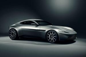 Nowy Aston Martin dla nowego agenta 007