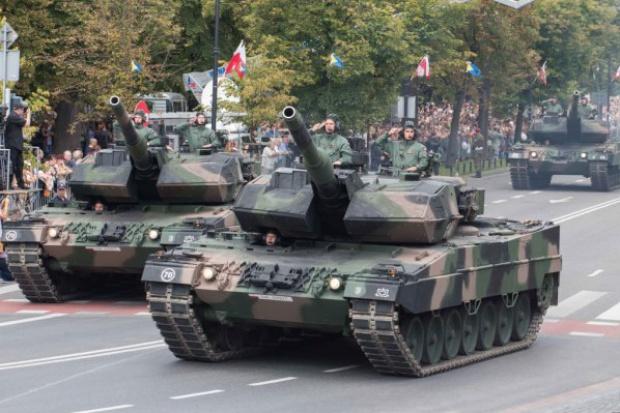 Mesko odnosi się do zarzutów ws. amunicji do Leoparda