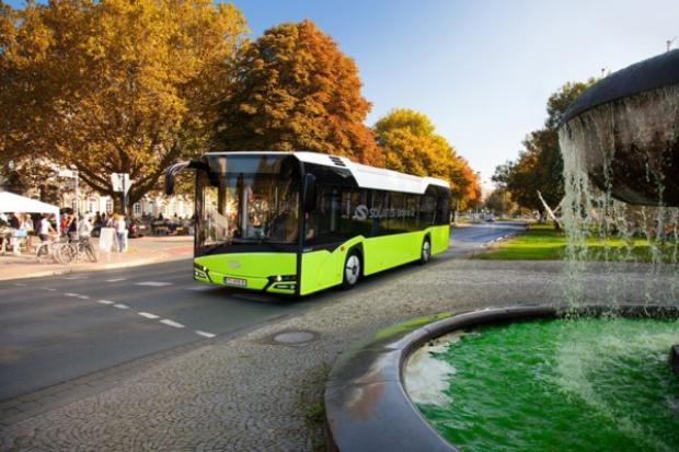 Hanower zamawia elektryczne autobusy Solarisa