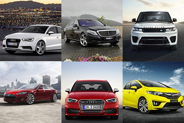 """Panie wybrały """"Światowy Samochód Roku 2014"""""""