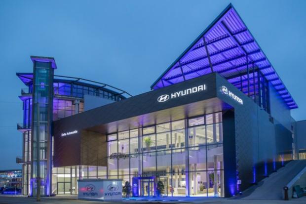 Największy salon Hyundaia wg nowych standardów