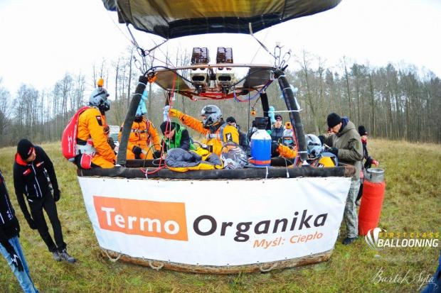Misja Polska Stratosfera zakończona sukcesem - skok z 11 tys. m