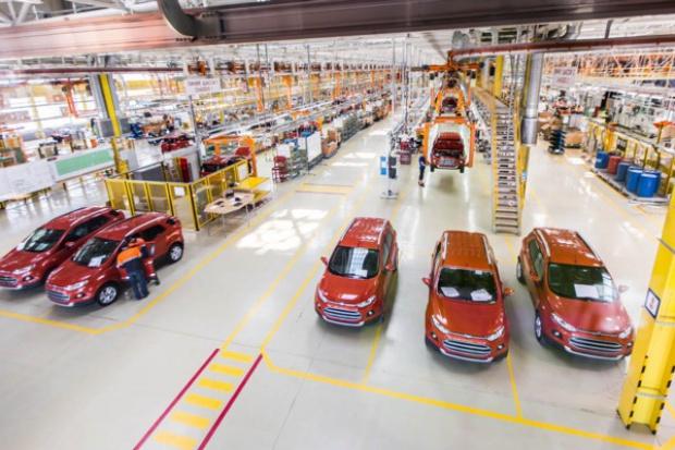 Już trzy fabryki Forda w Rosji