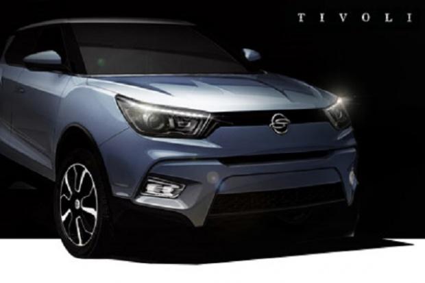 Nowy SsangYong będzie się nazywał Tivoli