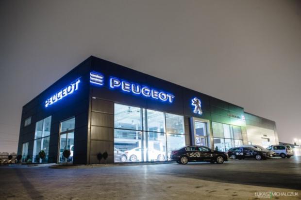 Nowy salon i serwis Peugeota w Białymstoku