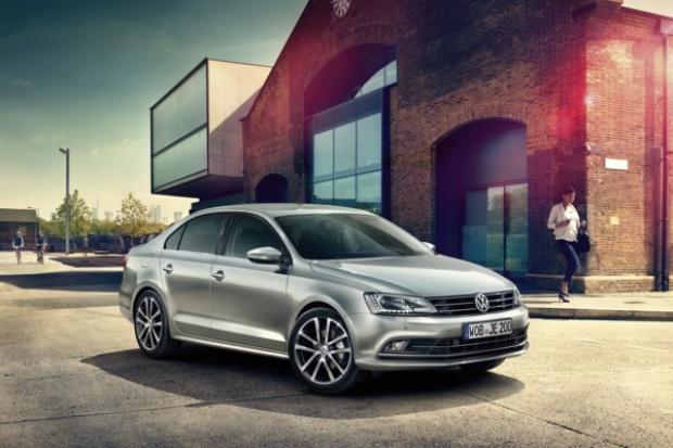 VW Jetta wjechał do polskich salonów