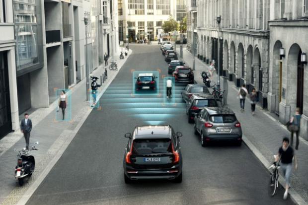 Volvo wprowadza rozszerzony pakiet bezpieczeństwa City Safety