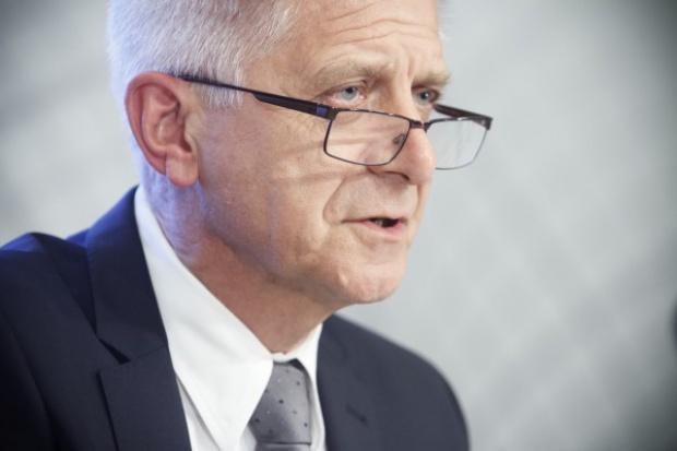 Marek Belka, NBP: strefa euro - szansa czy zagrożenie?