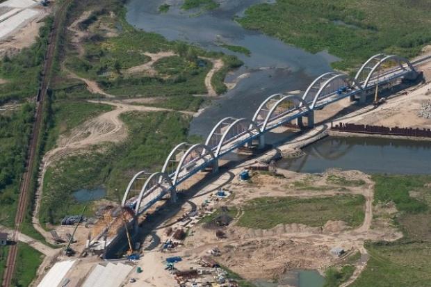 0,5 mld zł za linię kolejową przy zbiorniku Świnna-Poręba