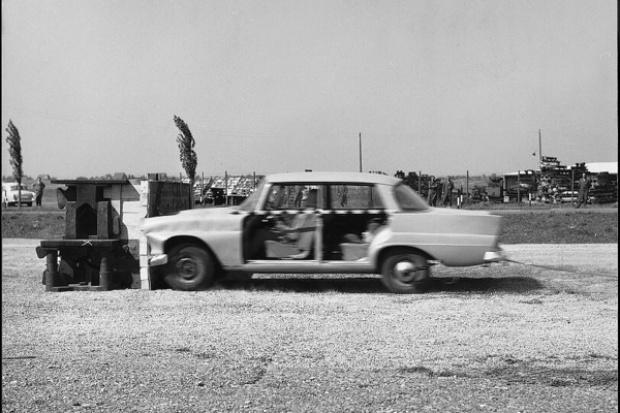 Jubileusz działu bezpieczeństwa Mercedes-Benz