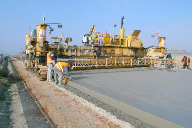 Drogi betonowe nie takie straszne jak twierdzą budowlańcy?