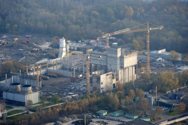 Rusza montaż części technologicznej spalarni w Poznaniu