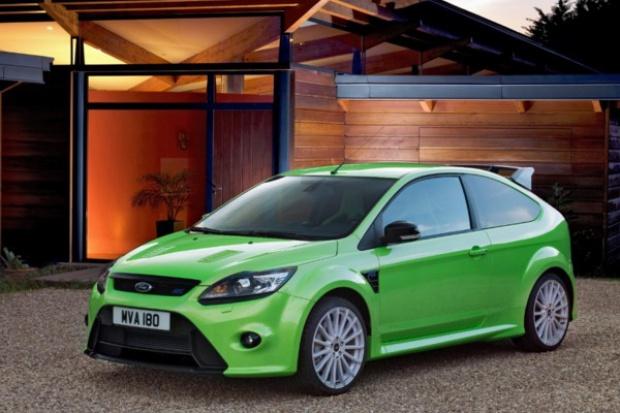 Będzie nowy Ford Focus RS