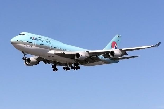 Wiceszefowa Korean Air zwolniona po awanturze w samolocie