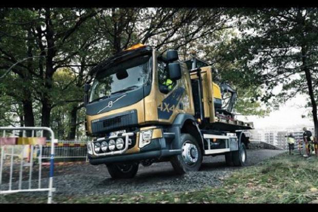 Nowe Volvo FL 4x4: do zadań specjalnych