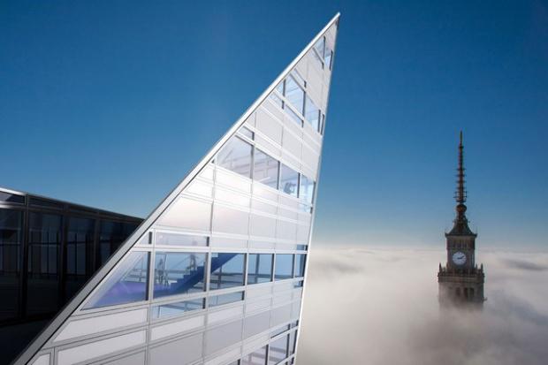 Wieżowiec Złota 44 ponownie w budowie