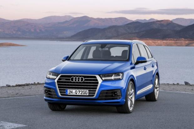 Nowy wymiar SUV'a: Audi Q7