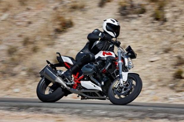 BMW Motorrad śrubuje wyniki