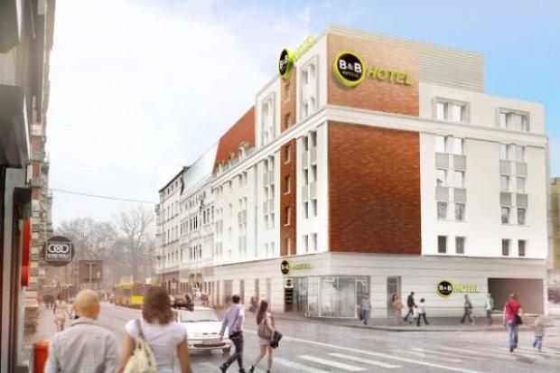 W centrum Katowic ma zostać wybudowany nowy hotel