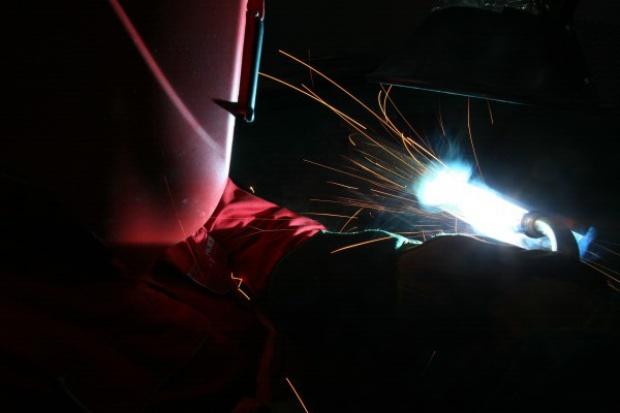 Wpływ wymieszania na właściwości spoiny w złączach stali o wysokiej wytrzymałości