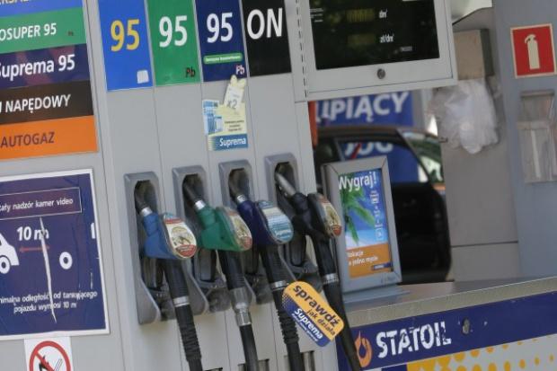 Statoil z dieslem bez biokomponentów
