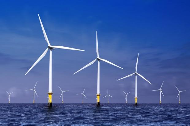 Postępy na budowie fabryki farm wiatrowych w Szczecinie