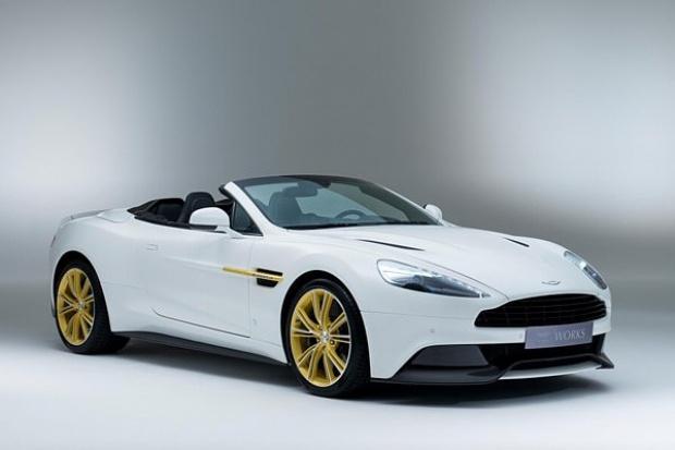 Sześć jubileuszowych Aston Martinów na sześć dekad firmy