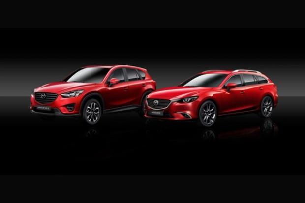 Mazda6 i Mazda CX-5 w nowych odsłonach