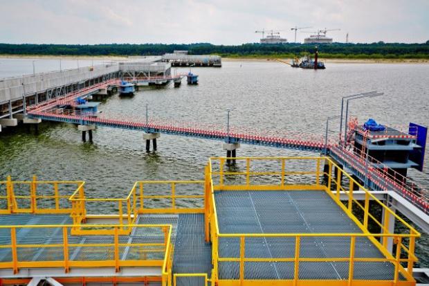 Eni wstrzymuje sprzedaż Saipemu - wykonawcy terminalu LNG