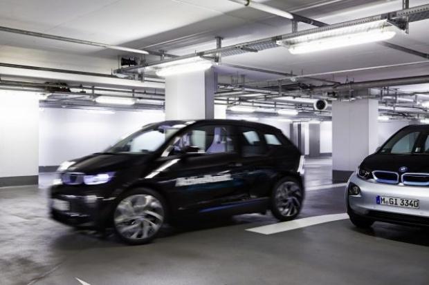 Nowe systemy wsparcia BMW