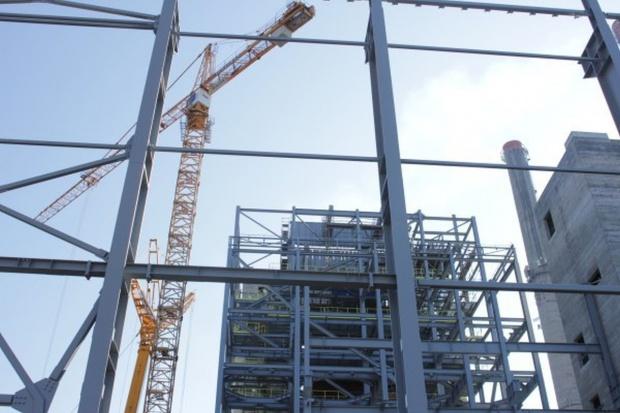 Elektrobudowa: budowa bloku w Tychach wyprzedza plan
