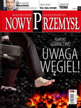 Nowy Przemysł 12/2014