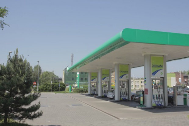 Ofensywa BP na rynku stacji