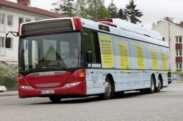 Częstochowa kupuje 40 autobusów gazowo-elektrycznych