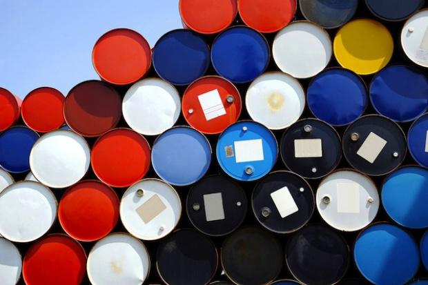 Ceny ropy na zjeżdżalni