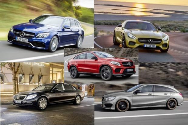 Nowości Mercedesa w nowym roku