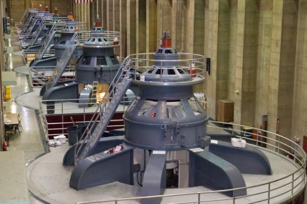 Rosjanie wybudują w Argentynie dużą elektrownię wodną