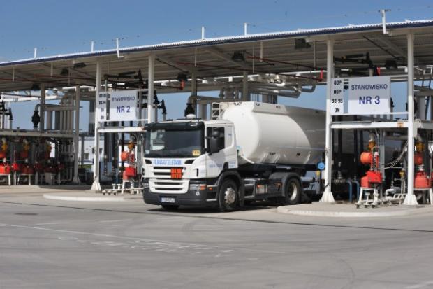 Wzrosły opłaty za usługi dozorowe dla sprzedawców paliw