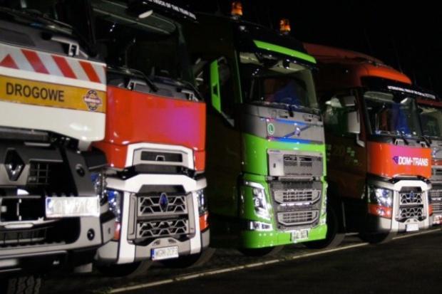 Renault/Volvo: dwumarkowy serwis ciężarówek koło Rzeszowa