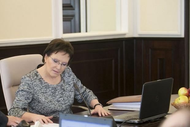 Ewa Kopacz poinformowała o kolejnych zmianach w rządzie