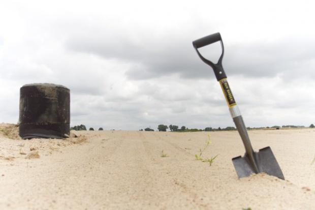 W 2015 r. badania archeologiczne przed budową odcinka S7