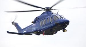 AW139 AugustaWestland poleci do Chile