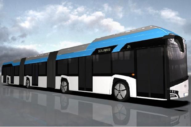 Solaris z Politechnikami Poznańską i Warszawską konstruuje dwuprzegubowy e-autobus