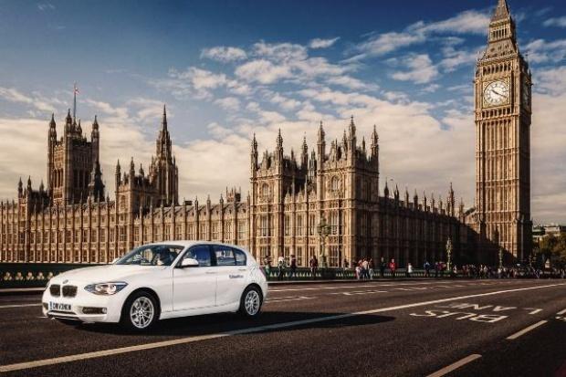 BMW rozwija koncepcję DriveNow