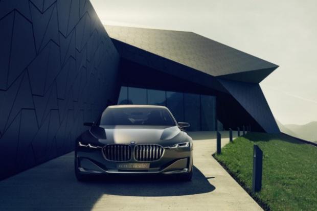 Konkurencja BMW dla Maybacha?