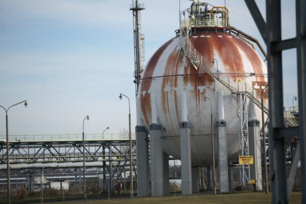 Związkowcy branży chemicznej popierają protest górników