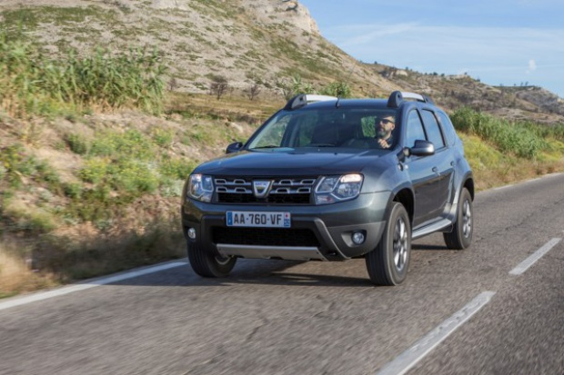 Dacia wjeżdża do Izraela