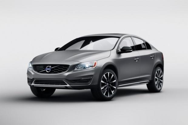 S60 Cross Country: pierwszy uterenowiony sedan Volvo