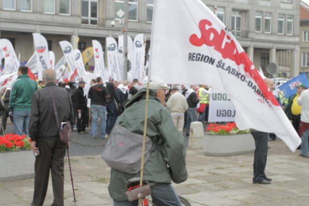 Solidarność: rozmowy z rządem o każdej porze dnia i nocy