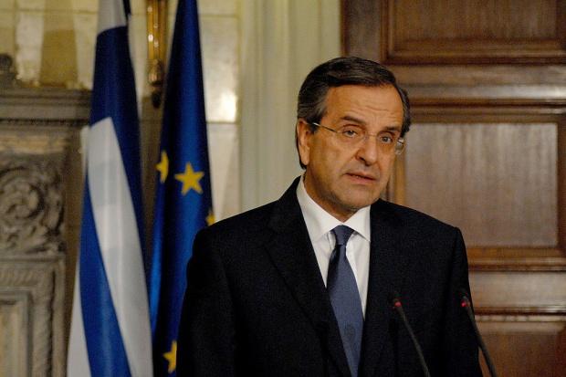 Premier Grecji przed wyborami obiecuje obniżkę podatków